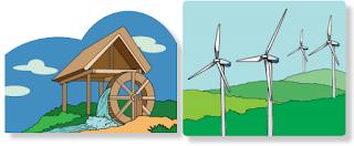 Kincir air dan kincir angin www.simplenews.me