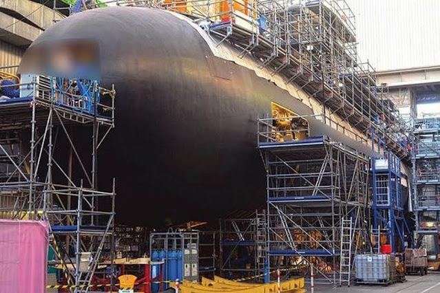 Preocupación en Francia por posible faltante de motores de emergencia para submarinos nucleares.