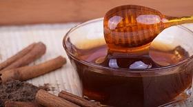 القرفة والعسل للتنحيف