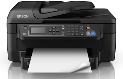 Epson WorkForce WF-2750DWF Driver Download