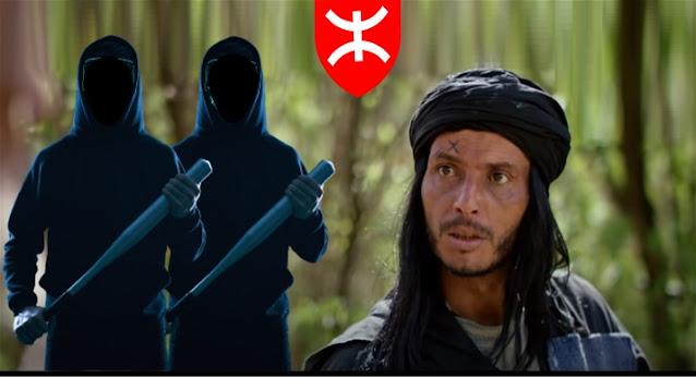 الممثل الامازيغي مصطفى اوباريك