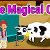 The Magical Cow short english moral story