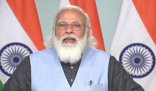 PM मोदी ने देश को दिया एक और तोहफा, कहा- सभी मोर्चों पर विकास के लिए तीन गुणा गति की आवश्यकता  | #NayaSaberaNetwork