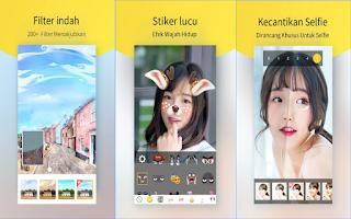 6 Aplikasi Kamera Selfie Terbaik Untuk HP Android