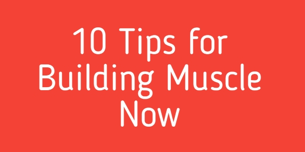 How To Make Muscles 10 Best Steps 1