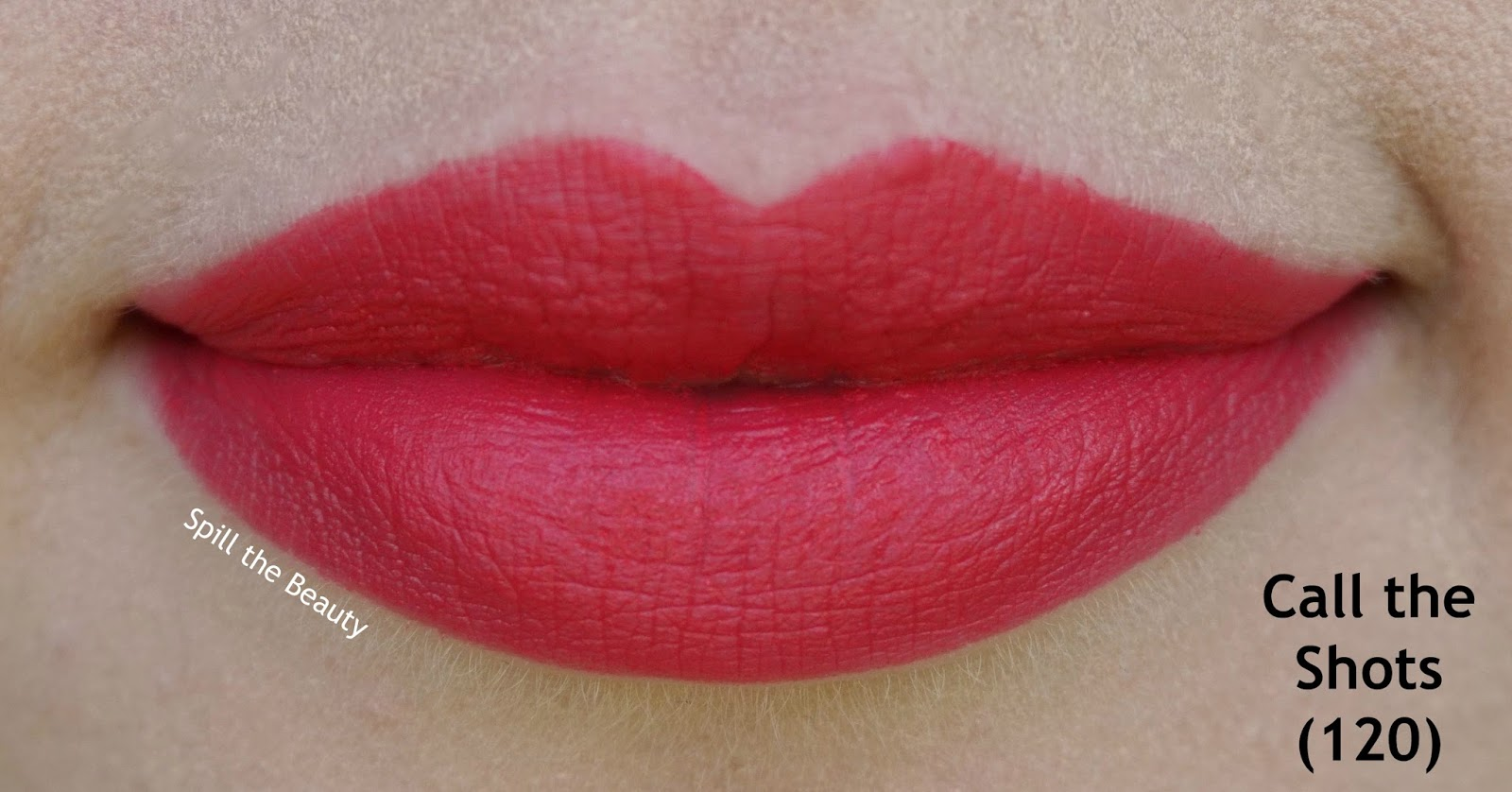 rimmel the only 1 matte lipstick review swatches 120 - call the shots