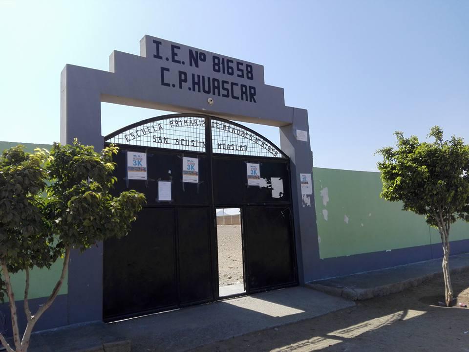 Escuela 81658 - Huáscar