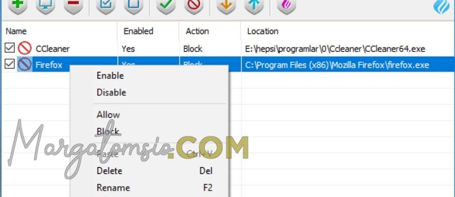 Download Firewall App Blocker [FAB] v1.6