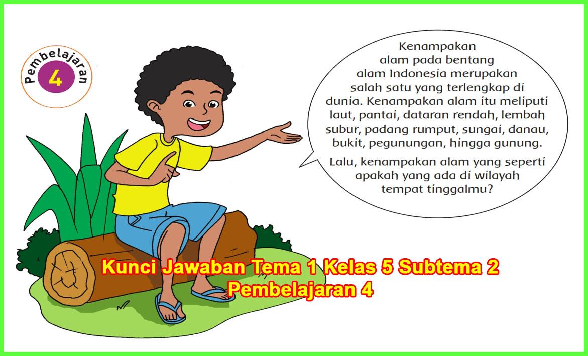 Jawaban Buku Paket Bahasa Jawa Kelas 5 Sd