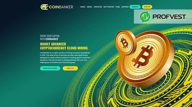 CoinBanker обзор и отзывы HYIP-проекта