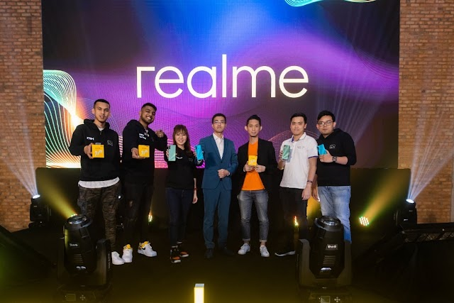 realme Buds Air and realme 5i Cool Combo for Music Lovers!