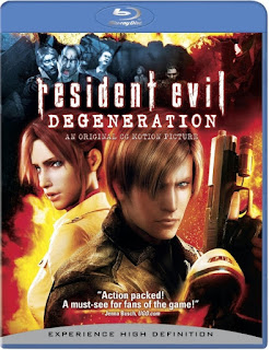Resident Evil: Degeneration (2008) Hindi Dual Audio BluRay | 720p | 480p