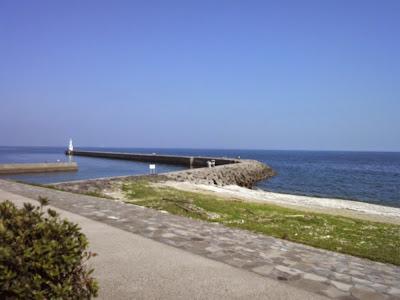 三重県鈴鹿市の千代崎海岸