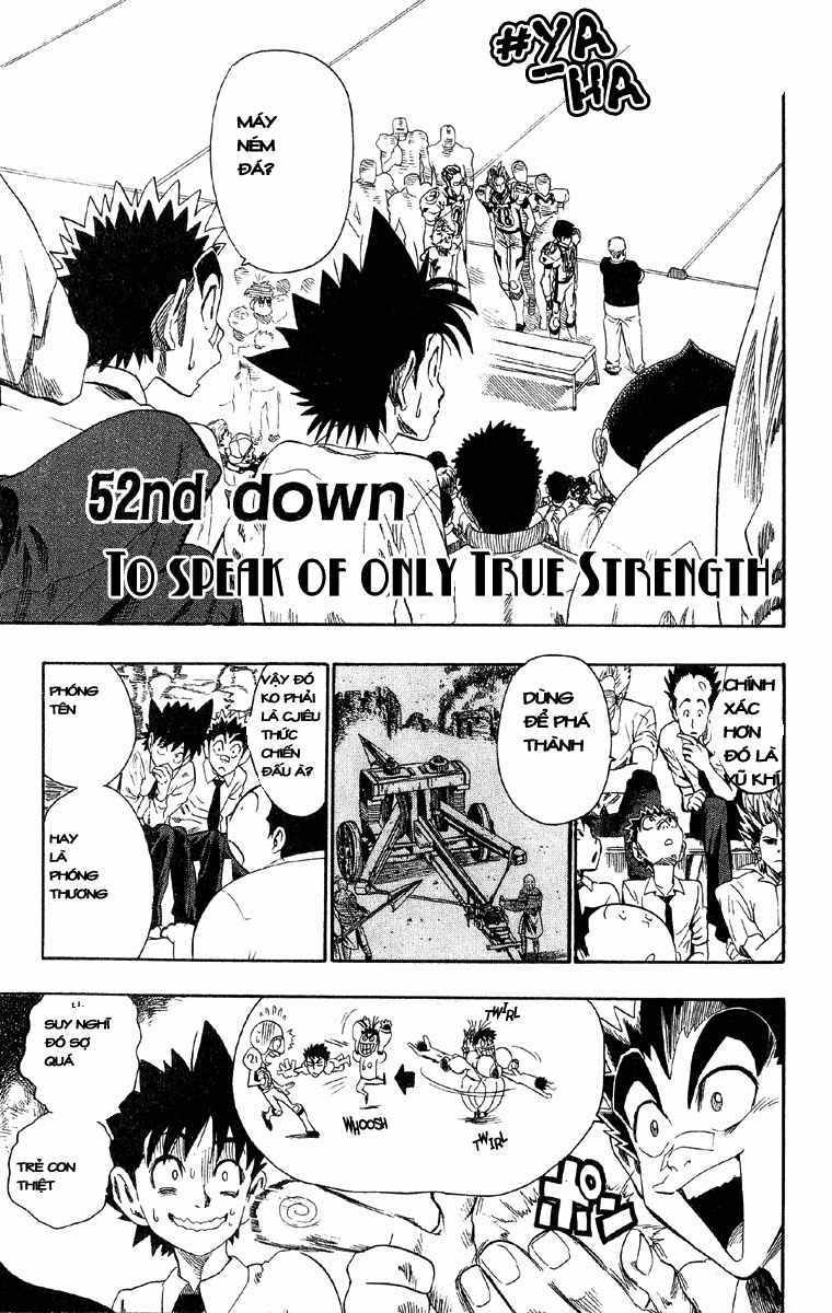 Eyeshield 21 chapter 52 trang 1