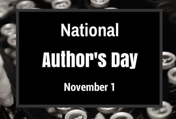 National Author's Day Wishes for Whatsapp