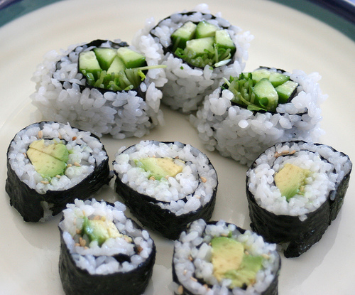 Cucumber Roll Recipe |Japanese Food Recipes