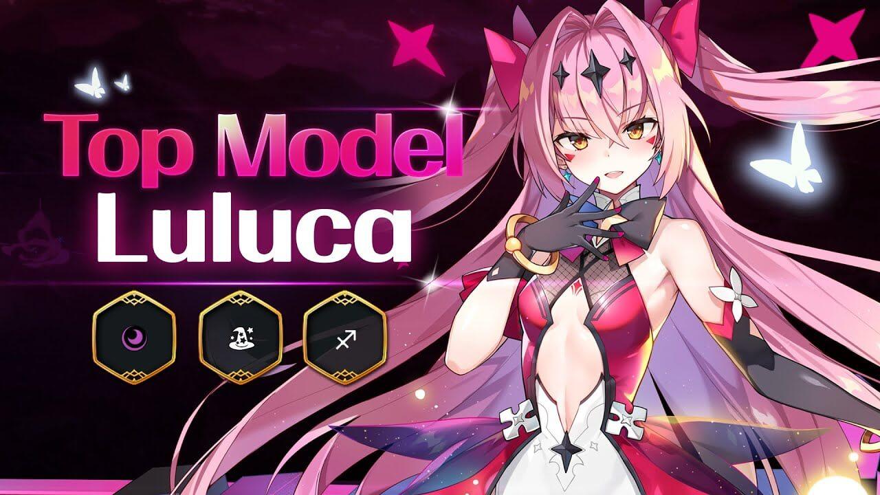 Epic Seven - Top Model Luluca