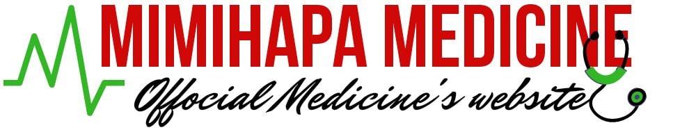 MimiHapa-HOME OF MEDICINE