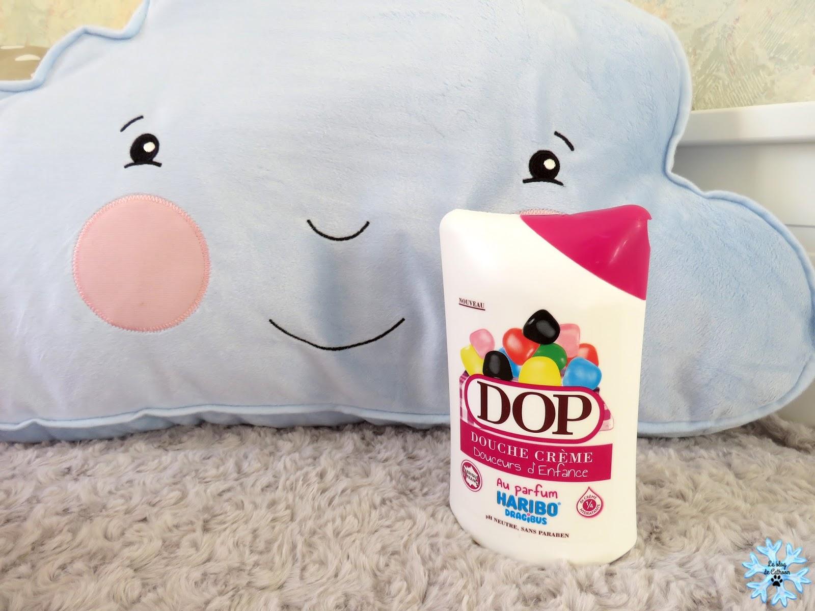 Haribo Dragibus - Douche Crème Douceur d'Enfance - Dop