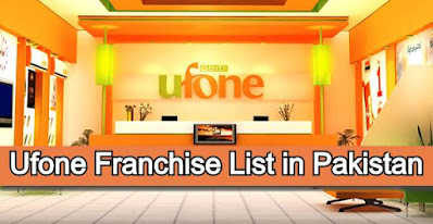 ufone franchise near me