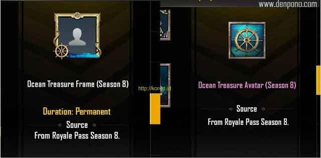 """""""Power Of The Ocean"""" Inilah Bocoran Royale Pass Season 8 PUBG Mobile Terbaru"""