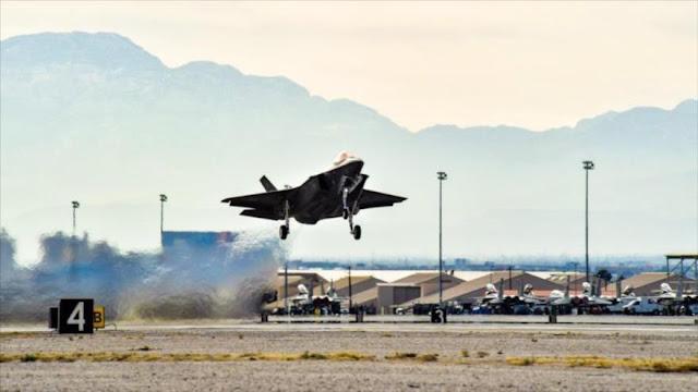 Japón despliega 'invisibles' F-35A para vigilar Corea del Norte