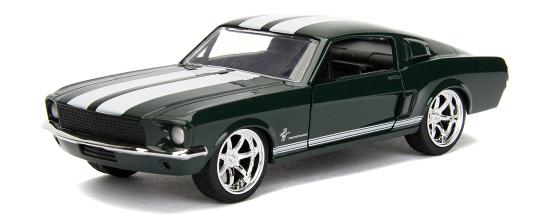 coleccion rapido y furioso, coleccion rapido y furioso jada tyos, coleccion rapido y furioso 1/32, 1967 Ford Mustang