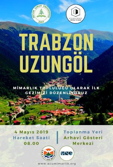 Trabzon - Uzungöl Gezisi