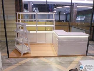 Konsultan Desain Interior Pertokoan + Furniture Semarang