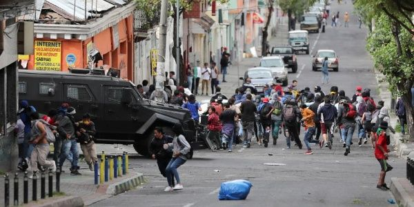¿Es el fin de la estabilidad política en Ecuador?