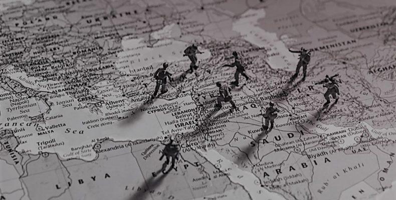 Στο όριο το περιφερειακό παίγνιο Ερντογάν…