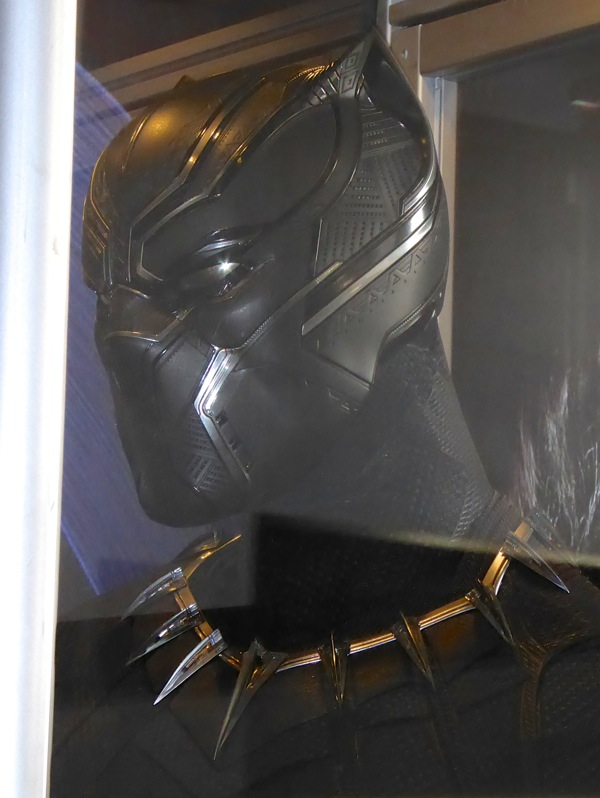 Captain America Civil War Black Panther mask