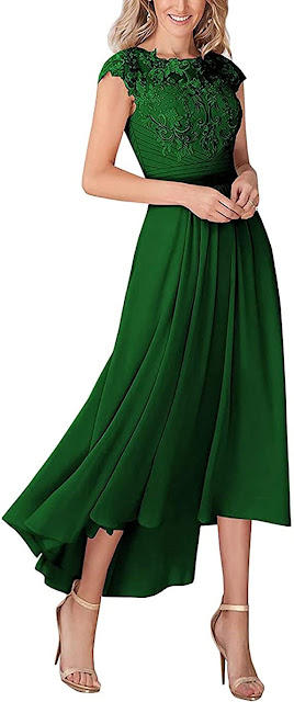 Best Green Mother of The Groom Dresses