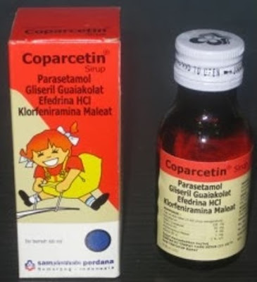 Harga Coparcetin syr 60ml Terbaru 2017