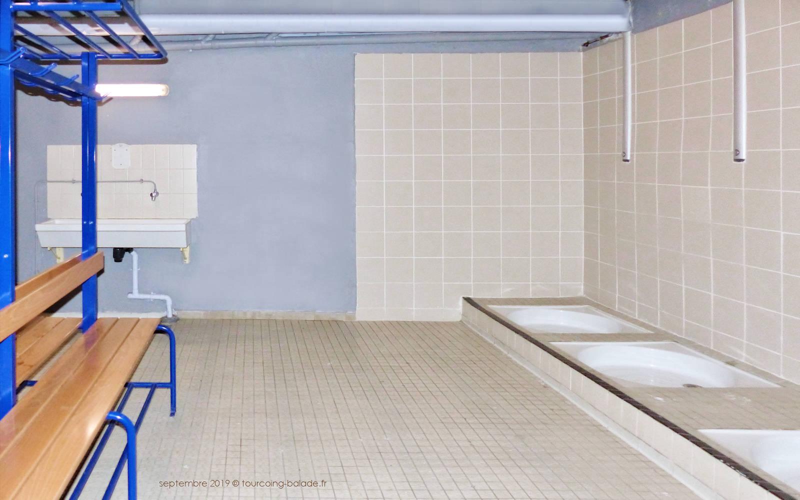 Complexe Sportif Lagrange Tourcoing - Douches