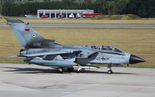 panavia tornado ecr german air force