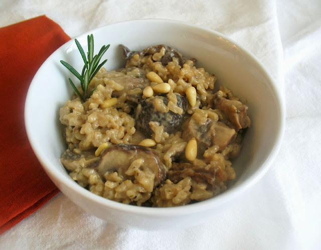 dairy-free risotto