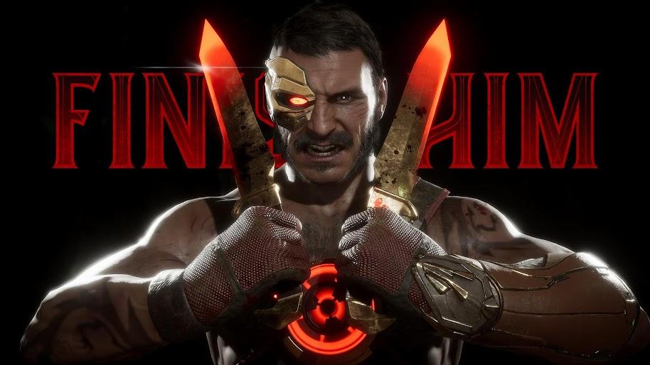 Kano, Finish Him, Mortal Kombat 11, 4K, #318