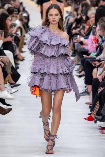 Модное платье весна-лето 2020 30