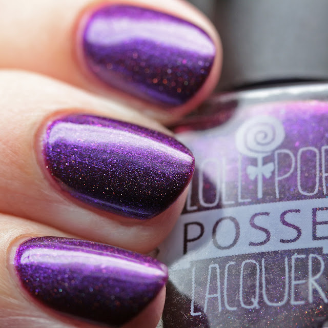 Lollipop Posse Lacquer Out the Ash