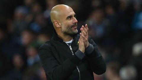 Pep Guardiola chính thức trở thành HLV trưởng của Man City
