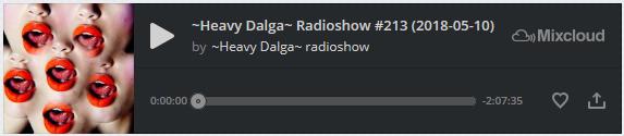heavy dalga radioshow #213