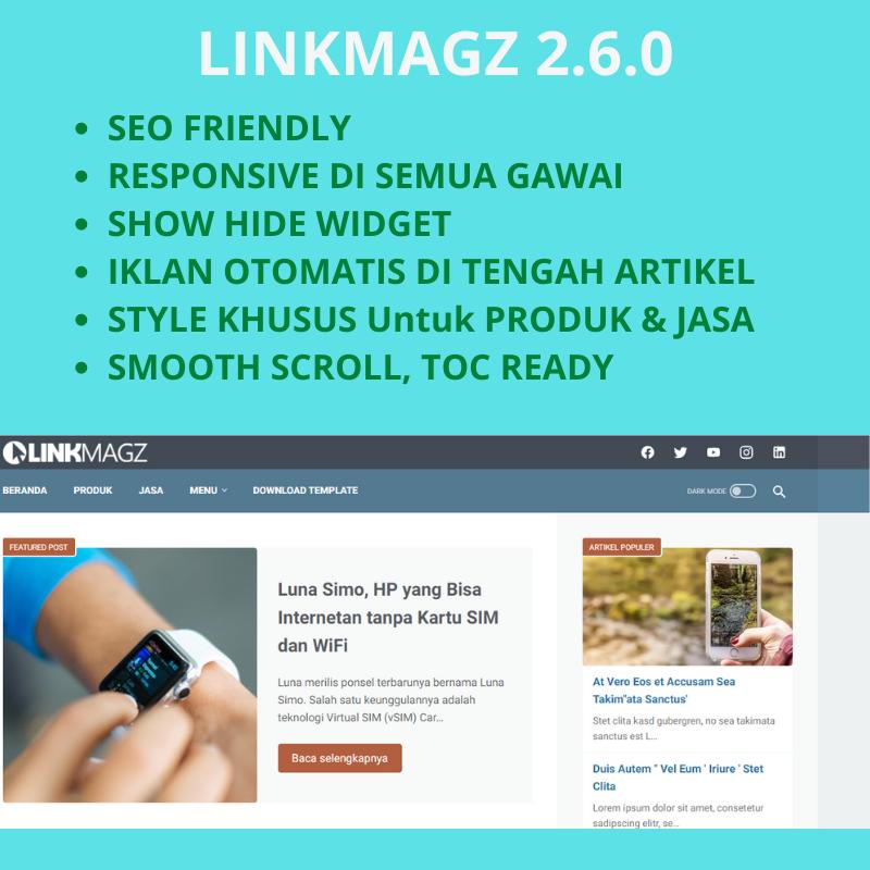 linkmagz banner promotion