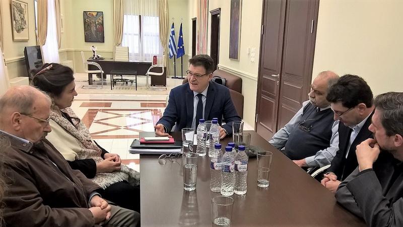 Τι ζήτησε ο Αντιπεριφερειάρχης Έβρου από την Υπουργό Πολιτισμού