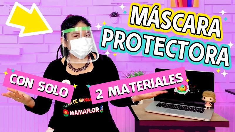 Careta | Mascara Protectora | Protector Facial