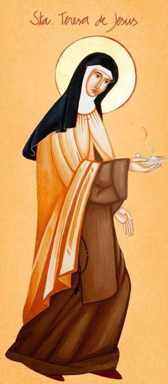 Santa Teresinha de Lisieux (do menino Jesus)