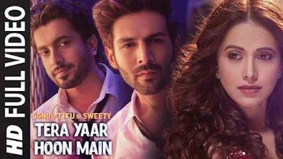 Tera Yaar Hoon Main lyrics Arijit Singh Lyrics