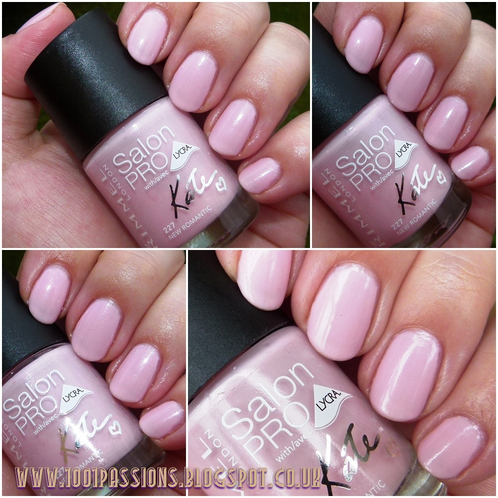 1001 Passions Rimmel Salon Pro 227 New Romantic