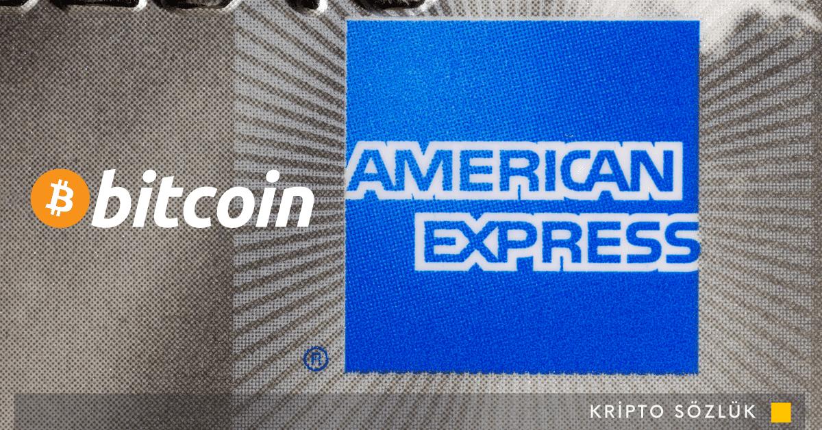 American Express Bitcoin