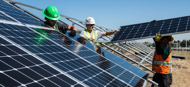 how to go solar power easy steps panel installation renewable energy tax credits